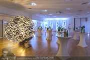 Brigitte Just Ausstellungseröffnung - Raiffeisenbank Stockerau - Di 24.10.2017 - 29