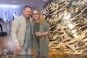 Brigitte Just Ausstellungseröffnung - Raiffeisenbank Stockerau - Di 24.10.2017 - Christian CERNY-WOLF, Lisi WEICHSELBAUMER47