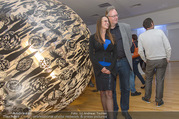 Brigitte Just Ausstellungseröffnung - Raiffeisenbank Stockerau - Di 24.10.2017 - 50