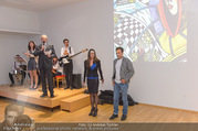 Brigitte Just Ausstellungseröffnung - Raiffeisenbank Stockerau - Di 24.10.2017 - 63