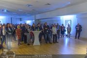 Brigitte Just Ausstellungseröffnung - Raiffeisenbank Stockerau - Di 24.10.2017 - 69