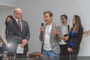 Brigitte Just Ausstellungseröffnung - Raiffeisenbank Stockerau - Di 24.10.2017 - 70