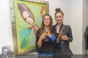 Brigitte Just Ausstellungseröffnung - Raiffeisenbank Stockerau - Di 24.10.2017 - 82