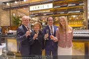 Jamie Oliver Restaurantopening - Jamie´s - Mi 25.10.2017 - Roy ZSIDAI mit Ehefrau Lidia und Vater Peter und Mutter Ilona1