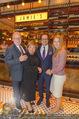 Jamie Oliver Restaurantopening - Jamie´s - Mi 25.10.2017 - Roy ZSIDAI mit Ehefrau Lidia und Vater Peter und Mutter Ilona6