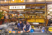 Jamie Oliver Restaurantopening - Jamie´s - Mi 25.10.2017 - Lokal Innenraum, Barbereich, Restaurant17