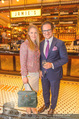 Jamie Oliver Restaurantopening - Jamie´s - Mi 25.10.2017 - Roy ZSIDAI mit Ehefrau Lidia18
