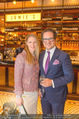 Jamie Oliver Restaurantopening - Jamie´s - Mi 25.10.2017 - Roy ZSIDAI mit Ehefrau Lidia19
