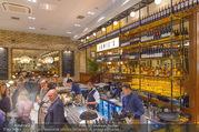 Jamie Oliver Restaurantopening - Jamie´s - Mi 25.10.2017 - Lokal Innenraum, Barbereich, Restaurant23