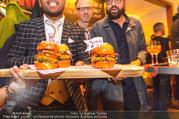Jamie Oliver Restaurantopening - Jamie´s - Mi 25.10.2017 - Eric PAPILAYA, Alex LIST, Gerald FLEISCHHACKER52