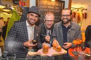 Jamie Oliver Restaurantopening - Jamie´s - Mi 25.10.2017 - Eric PAPILAYA, Alex LIST, Gerald FLEISCHHACKER53