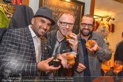 Jamie Oliver Restaurantopening - Jamie´s - Mi 25.10.2017 - Eric PAPILAYA, Alex LIST, Gerald FLEISCHHACKER54