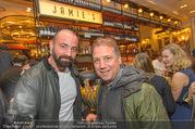 Jamie Oliver Restaurantopening - Jamie´s - Mi 25.10.2017 - Anton NOORI, Atil KUTOGLU87