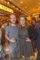 Jamie Oliver Restaurantopening - Jamie´s - Mi 25.10.2017 - Thomas KIRCHGRABNER, Niki OSL93