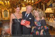 Friedrich Schiller 70er - Marchfelderhof - Mo 30.10.2017 - Natalia USHAKOVA, Friedrich und Jeannine SCHILLER2