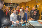 Winteropening - Nora Pure Sports - Sa 04.11.2017 - Elisabeth G�RGL, Eva-Maria BREM geben Autogramme7