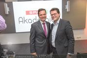 Eröffnung - SPAR Akademie - Mi 08.11.2017 - Fritz POPPMEIER, J�rgen CZERNOHORSKZKY77