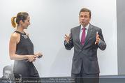 Eröffnung - SPAR Akademie - Mi 08.11.2017 - Kati BELLOWITSCH, Fritz POPPMEIER98