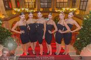 100 Jahre Juwelier Wagner - Palais Ferstel - Do 09.11.2017 - Hostessen mit Schmuck5