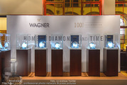 100 Jahre Juwelier Wagner - Palais Ferstel - Do 09.11.2017 - 10
