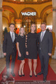 100 Jahre Juwelier Wagner - Palais Ferstel - Do 09.11.2017 - Familie Hermann und Katharina GMEINER-WAGNER mit Kindern Antonia11