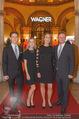 100 Jahre Juwelier Wagner - Palais Ferstel - Do 09.11.2017 - Familie Hermann und Katharina GMEINER-WAGNER mit Kindern Antonia12