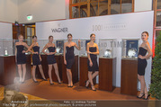 100 Jahre Juwelier Wagner - Palais Ferstel - Do 09.11.2017 - 15