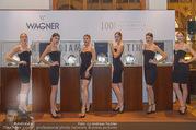 100 Jahre Juwelier Wagner - Palais Ferstel - Do 09.11.2017 - 16