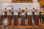 100 Jahre Juwelier Wagner - Palais Ferstel - Do 09.11.2017 - 17