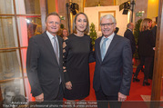 100 Jahre Juwelier Wagner - Palais Ferstel - Do 09.11.2017 - 23