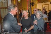 100 Jahre Juwelier Wagner - Palais Ferstel - Do 09.11.2017 - Hermann GMEINER-WAGNER, Elisabeth ORTH, Karin BERGMANN, Michael 26