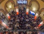 100 Jahre Juwelier Wagner - Palais Ferstel - Do 09.11.2017 - �bersichtsfoto, Cocktailempfang, G�ste34