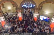 100 Jahre Juwelier Wagner - Palais Ferstel - Do 09.11.2017 - 36