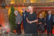 100 Jahre Juwelier Wagner - Palais Ferstel - Do 09.11.2017 - Elisabeth ORTH, Karin BERGMANN, Michael HELTAU41