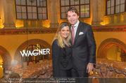 100 Jahre Juwelier Wagner - Palais Ferstel - Do 09.11.2017 - Andrea und Thomas BOCAN47