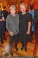 100 Jahre Juwelier Wagner - Palais Ferstel - Do 09.11.2017 - Elisabeth ORTH, Karin BERGMANN48