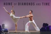 100 Jahre Juwelier Wagner - Palais Ferstel - Do 09.11.2017 - Ballett-T�nzer97
