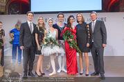 100 Jahre Juwelier Wagner - Palais Ferstel - Do 09.11.2017 - Hila FAHIMA, Maria YAKOVLEVA, Roman LAZIK, Familie GMEINER-WAGNE159