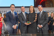 100 Jahre Juwelier Wagner - Palais Ferstel - Do 09.11.2017 - Hermann und Katharina GMEINER-WAGNER, Rafael ROLLI, Remi CORPATA170