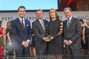 100 Jahre Juwelier Wagner - Palais Ferstel - Do 09.11.2017 - Hermann und Katharina GMEINER-WAGNER, Rafael ROLLI, Remi CORPATA171