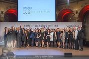 100 Jahre Juwelier Wagner - Palais Ferstel - Do 09.11.2017 - 181