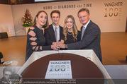 100 Jahre Juwelier Wagner - Palais Ferstel - Do 09.11.2017 - Familie Hermann und Katharina GMEINER-WAGNER mit Kindern Antonia190