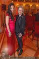 100 Jahre Juwelier Wagner - Palais Ferstel - Do 09.11.2017 - Elisabeth G�RTLER, Hila FAHIMA194