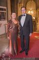 Life goes on Gala - Rathaus - Sa 11.11.2017 - Margarete und Sandor HABSBURG35