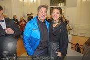 Nestroy Gala 2017 - Ronacher - Mo 13.11.2017 - Tobias MORETTI mit Ehefrau Julia26
