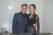 Nestroy Gala 2017 - Ronacher - Mo 13.11.2017 - Tobias MORETTI mit Ehefrau Julia33