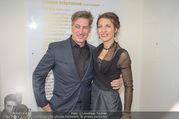 Nestroy Gala 2017 - Ronacher - Mo 13.11.2017 - Tobias MORETTI mit Ehefrau Julia34