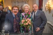 Sarata Empfang - Sarata Privatwohnung - Di 14.11.2017 - Birgit SARATA, Gery KESZLER, Gerhard BOCEK26