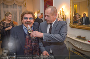 Sarata Empfang - Sarata Privatwohnung - Di 14.11.2017 - Gery KESZLER, Gerhard BOCEK28
