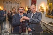 Sarata Empfang - Sarata Privatwohnung - Di 14.11.2017 - Gery KESZLER, Gerhard BOCEK31